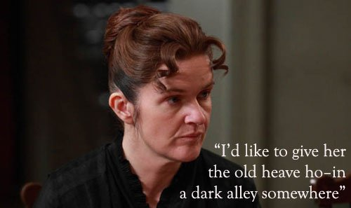 Miss O'Brien