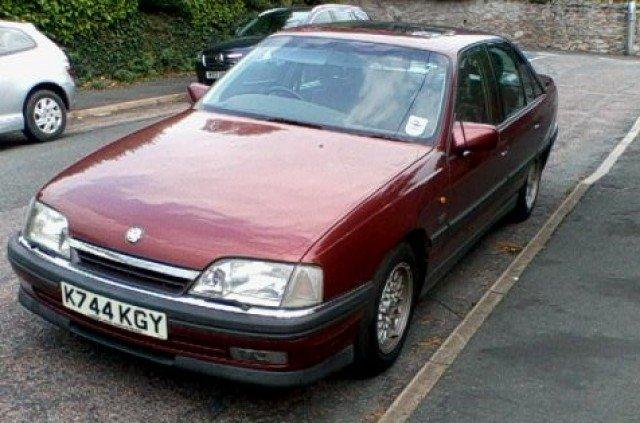 1986 Vauxhall Carlton