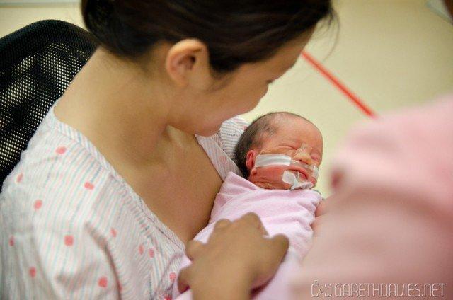 32 Week Preemie