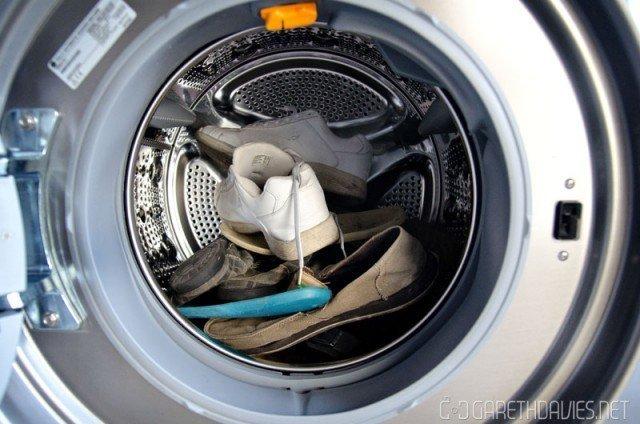 Shoe Washing