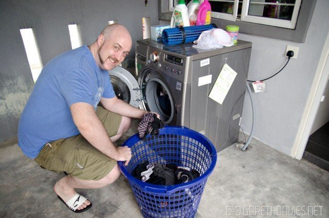 Finally a Washing Machine! - LG WD-CD1307VM Review