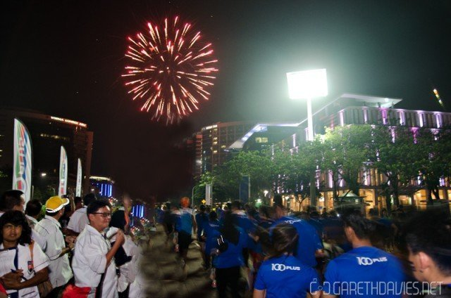 100Plus Outrunner Fireworks