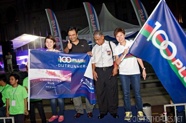 100PLUS Outrunner VIPs