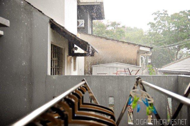 CNY Rain