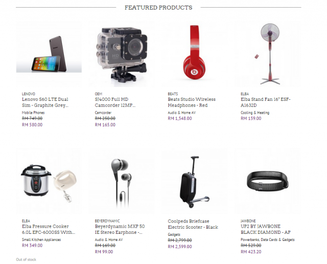 Electronics Special Offers