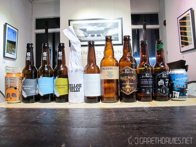Yellow Belly Tasting Singapore
