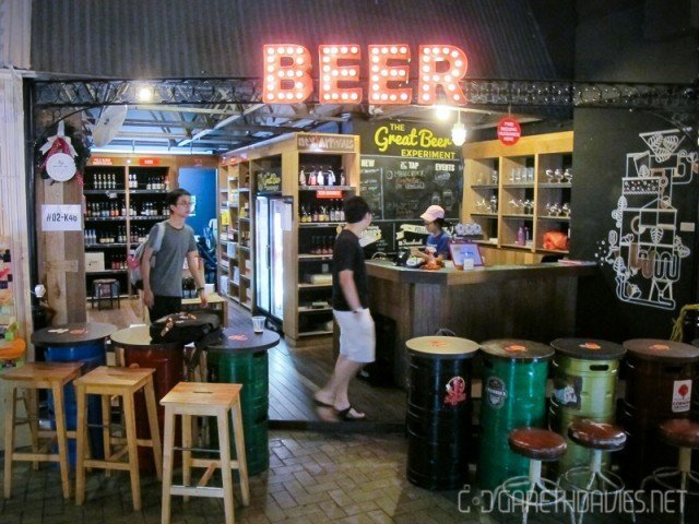 The Great Beer Experiment - Singapore