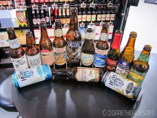 Thirsty Craft Beer Shop - Liang Court Singapore