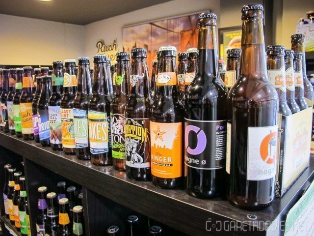 Singapore Craft Beer: Thirsty Craft Beer Shop @ Holland
