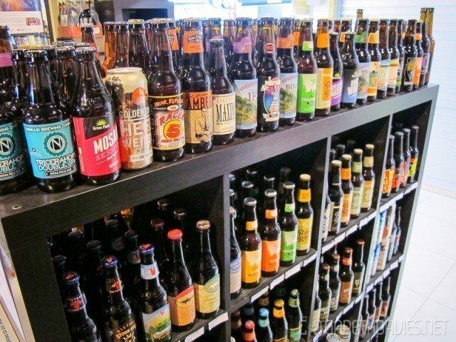 Thirsty Craft Beer Shop - Holland Village