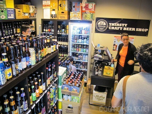 Thirsty Craft Beer Shop - Holland Village