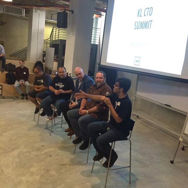 KL CTO Summit - Panel Discussion