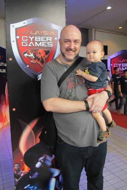 Malaysia Cybergames 2015 - Dota 2
