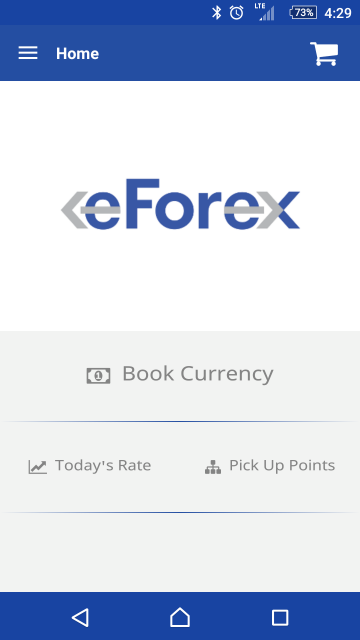 eForex App - Currency Exchange Malaysia