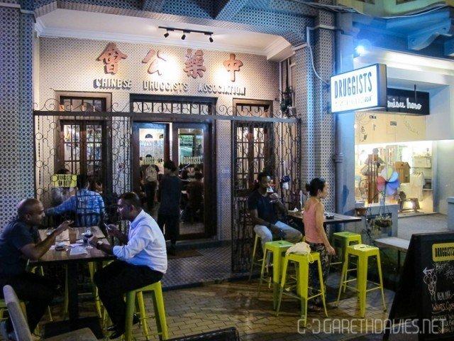 Druggists - Singapore Craft Beer