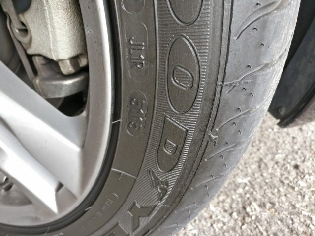 Goodyear Tyre Date Code