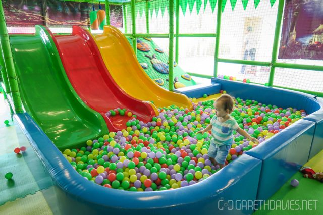 Amverton Cove Play Gym
