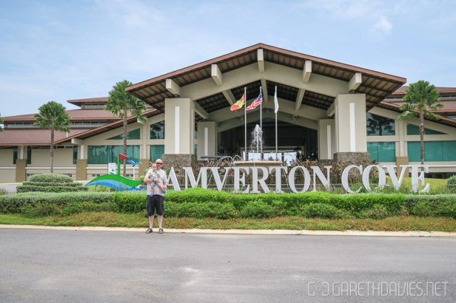Amverton Cove Golf & Island Resort