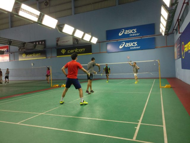 Badminton in Ketosis