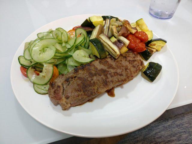 Grass Fed Steak