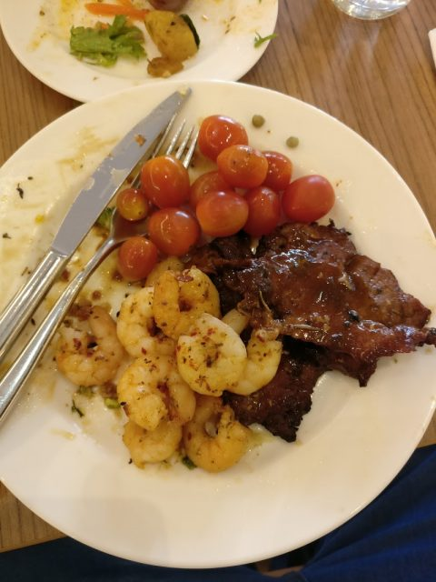 Hotel Buffet Lunch