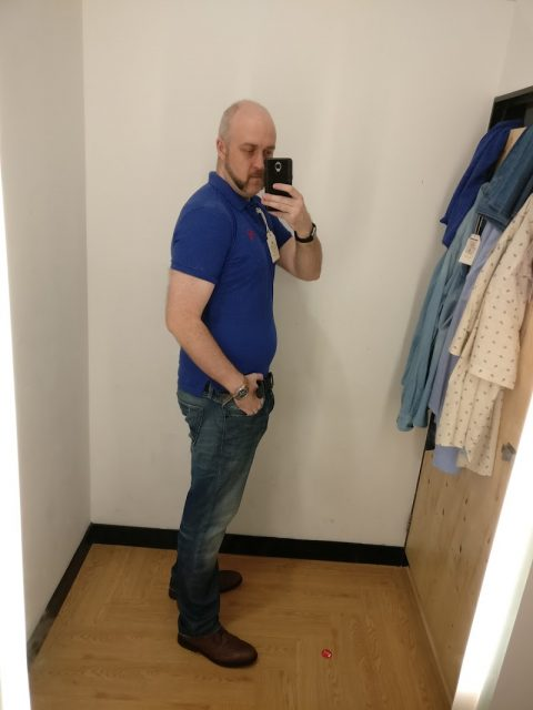 Shopping at FOS
