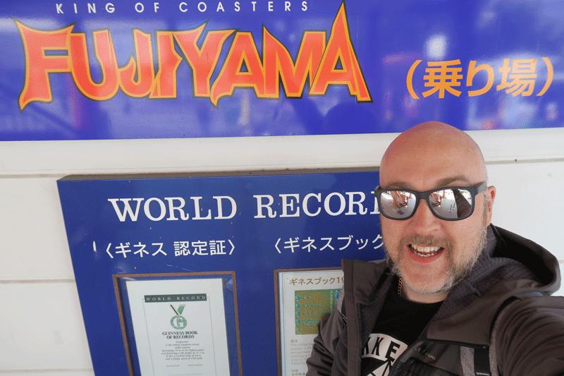 Fujiyama - King of Coasters