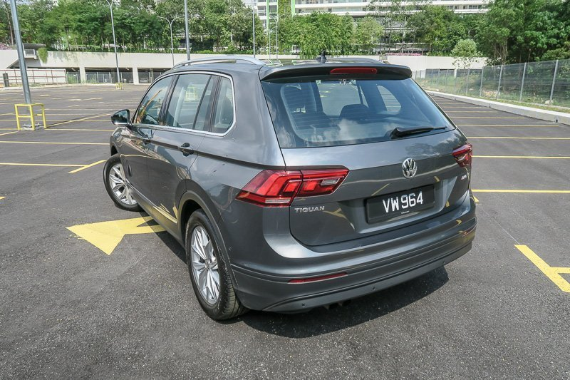 1.4 TSI Volkswagen Tiguan Review in Malaysia