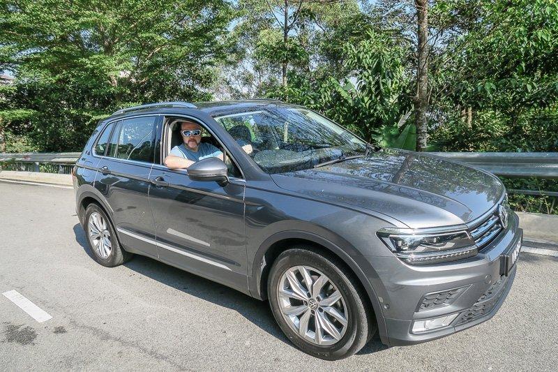 1.4 TSI Volkswagen Tiguan Review in Malaysia
